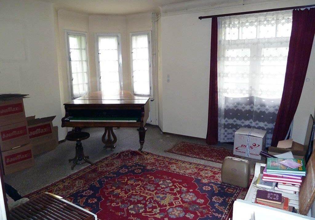 Wohnungungsraeumung Wien Musikzimmer