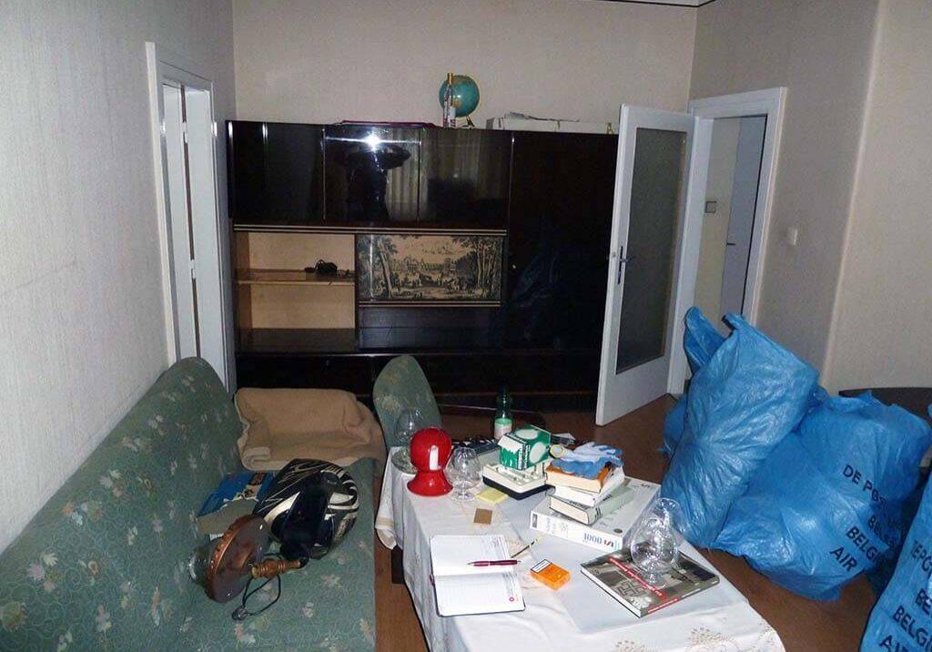 Wohnungungsraeumung Wien Wohnzimmer